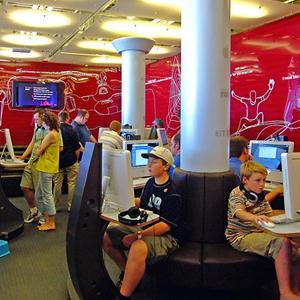Интернет-кафе Орджоникидзе
