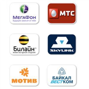 Операторы сотовой связи Орджоникидзе