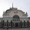 Железнодорожные вокзалы в Орджоникидзе