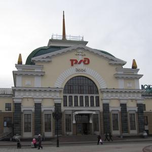 Железнодорожные вокзалы Орджоникидзе