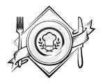 Замок - иконка «ресторан» в Орджоникидзе